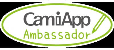 CamiAppアンバサダーになりました!