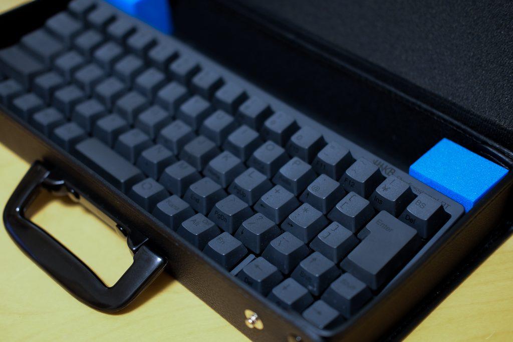 ついに現代の馬の鞍 HHKB BTとBIRD電子謹製キーボードケースを手に入れた!仕事ができるようになった気がします